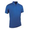 Glenmuir Performance Pique Polo Shirt GM77 Ascot Blue