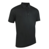 Glenmuir Performance Pique Polo Shirt GM77 Black