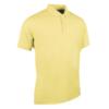 Glenmuir Performance Pique Polo Shirt GM77 Light Yellow