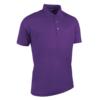 Glenmuir Performance Pique Polo Shirt GM77 Royal Purple
