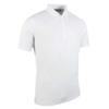 Glenmuir Performance Pique Polo Shirt GM77 White