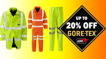Gore-Tex Clothing