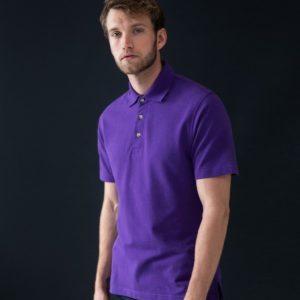 Henbury Classic Heavy Cotton Pique Polo Shirt H100