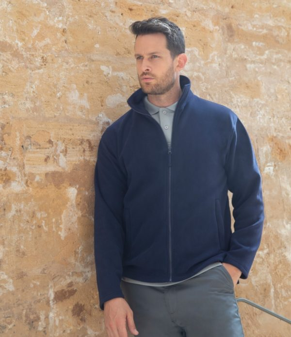 Henbury Micro Fleece Jacket H850