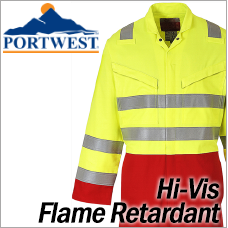 Portwest Hi-Vis Flame Retardant