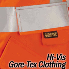 Hi Vis Gore-Tex Clothing