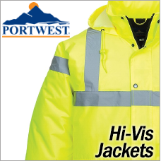 Portwest Hi-Vis Jackets