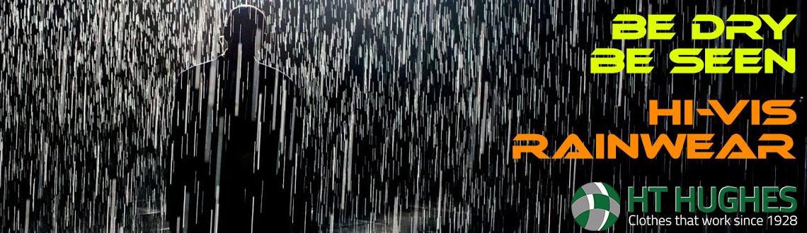 Hi-Vis Rainwear
