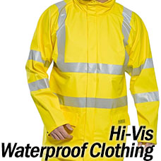 Hi Vis Waterproof Clothing
