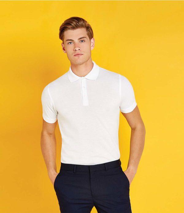 Kustom Kit Klassic Slim Fit Polo Shirt K413