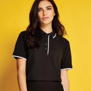 Kustom Kit Ladies Essential Poly Cotton Pique Polo Shirt K748