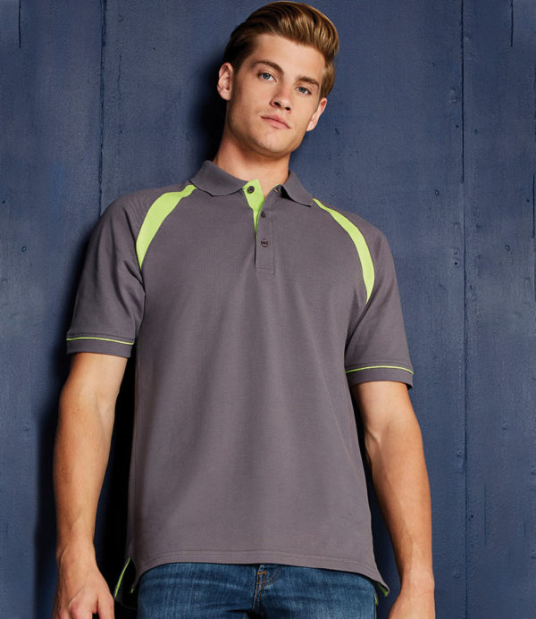 Kustom Kit Oak Hill Cotton Pique Polo Shirt K615