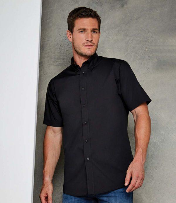 Kustom Kit Short Sleeve Workforce Shirt K100