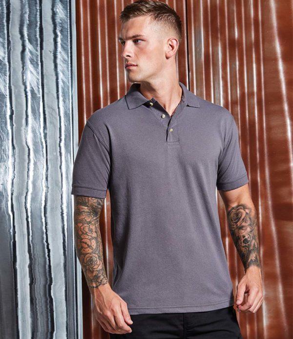 Kustom Kit Workwear Pique Polo Shirt K400