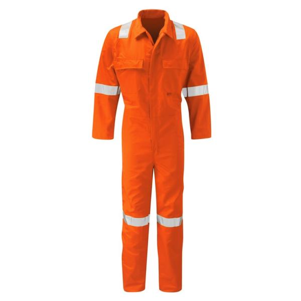 Nomex Comfort Overalls NO260TC Orange