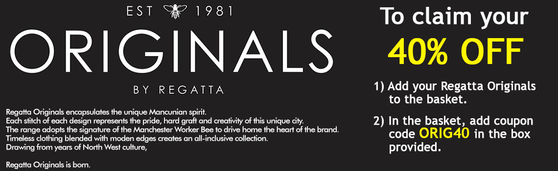 Regatta Originals Range