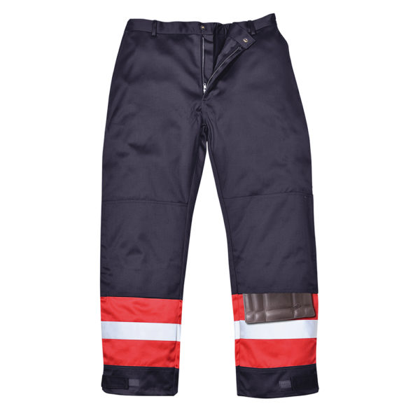 Portwest Bizflame Plus Flame Resistant Anti-Static Trousers FR56