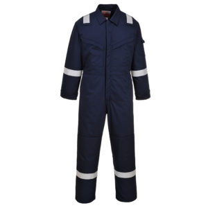Portwest Flame Resistant Anti-Static Padded Coverall FR52