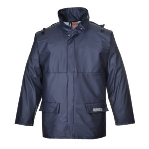 Portwest Sealtex Flame Resistant Waterproof Jacket FR46