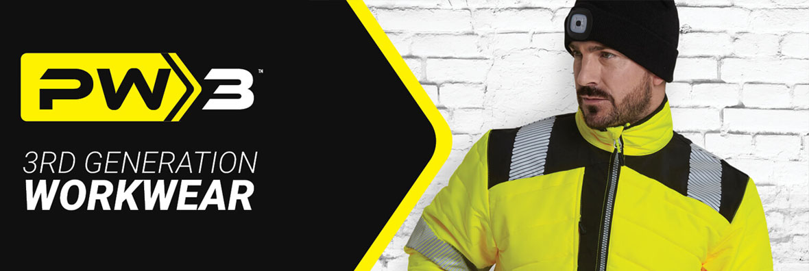 PW3 Hi-Vis Workwear