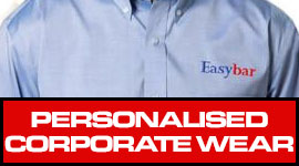 Personalised Corporate Clothing