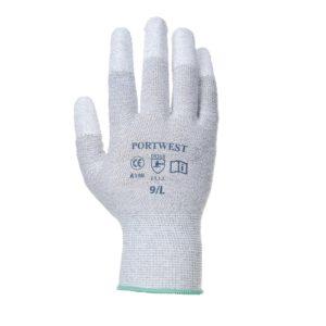portwest-anti-static-pu-fingertip-glove-a198