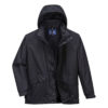 Portwest Argo Breathable 3-in-1 Jacket S507 Black