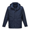 Portwest Argo Breathable 3-in-1 Jacket S507 Navy Blue