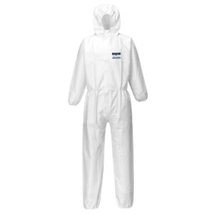 Portwest BizTex Microporous Type 5-6 Disposable Coverall ST40