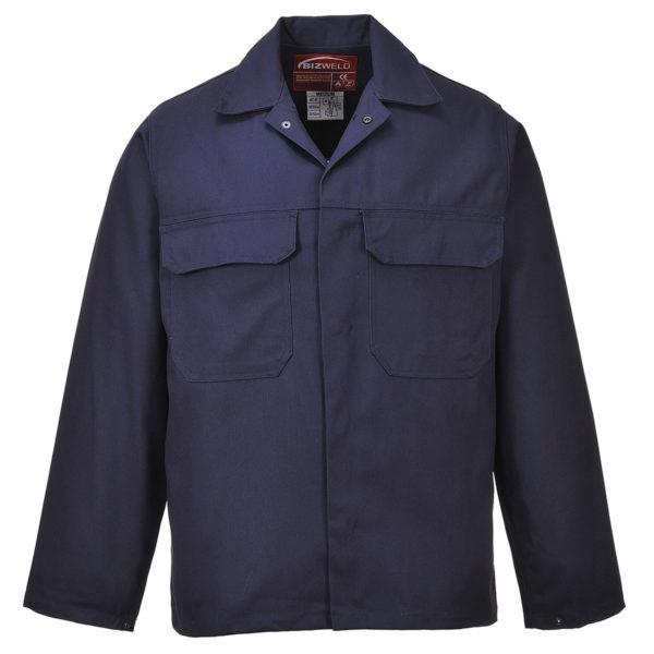 Portwest BizWeld Flame Resistant Welders Jacket BIZ2