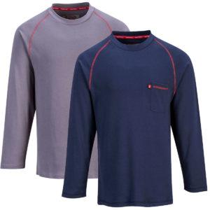 Portwest Bizflame FR Crew Neck Sweatshirt FR01