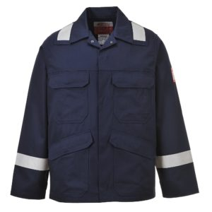 Portwest Bizflame Plus Flame Resistant Jacket FR25