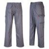Portwest Bizweld Flame Resistant Cargo Trousers BZ31 Grey