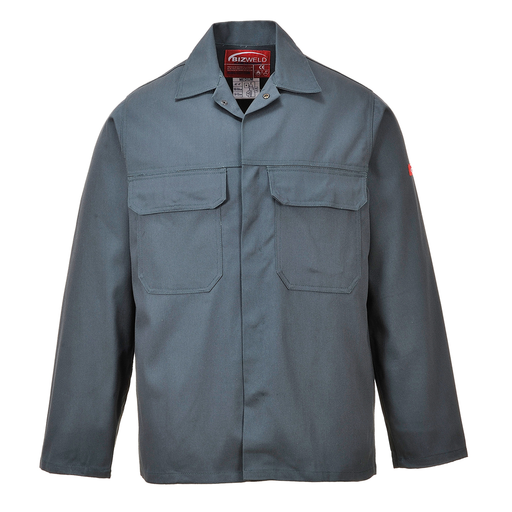 160097bf8ccd Portwest BizWeld Flame Resistant Jacket BIZ2. 🔍. £24.41 ...