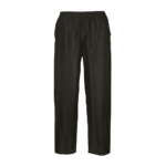 Portwest Classic Rain Trousers S441 Black