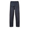 Portwest Classic Rain Trousers S441 Navy Blue