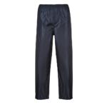 Portwest Classic Rain Trousers S441 Navy Blue
