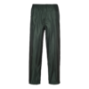 Portwest Classic Rain Trousers S441 Olive Green