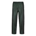 Portwest Classic Rain Trousers S441 Olive Green