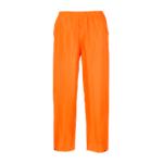 Portwest Classic Rain Trousers S441 Orange