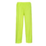 Portwest Classic Rain Trousers S441 Yellow