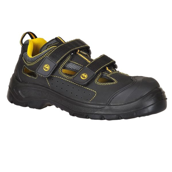 Portwest Compositelite ESD Tagus Sandal Metal Free Toe Cap FC04