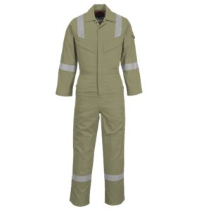 Portwest Flame Resistant Super Light Weight Anti-Static Coverall FR21