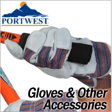 Portwest Gloves and Other Accessories