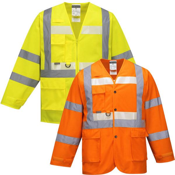 Portwest Glowtex Executive Jacket G475