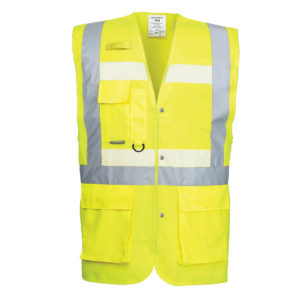 Portwest Glowtex Executive Vest G476 Day