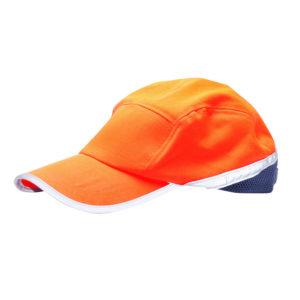 Portwest Hi-Vis Baseball Cap HB10 Orange