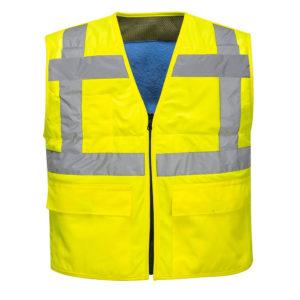 Portwest Hi-Vis Cooling Vest CV02