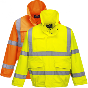 Portwest Hi-Vis Extreme Bomber Jacket S591