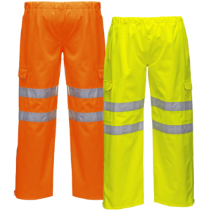 Portwest Hi-Vis Extreme Trousers S597